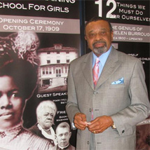 James E. Wyatt, African-American History in Annapolis, MD